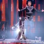 Półfinał Mam Talent iluzjonista Marcin Muszyński