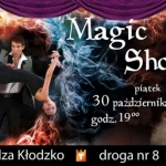 2. Plakat show Muszyński, Milowicz