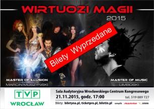 Plakat Wrocław 17 00 Wyprzedane