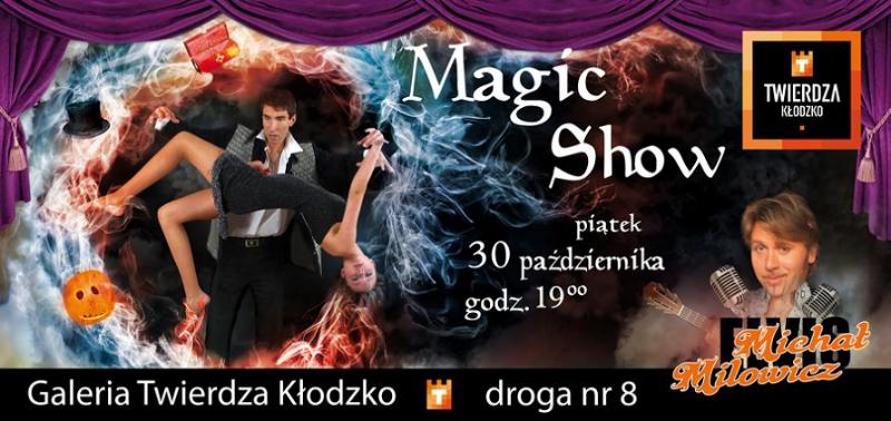 iluzjonista, Marcin Muszyński, Michał Milowicz
